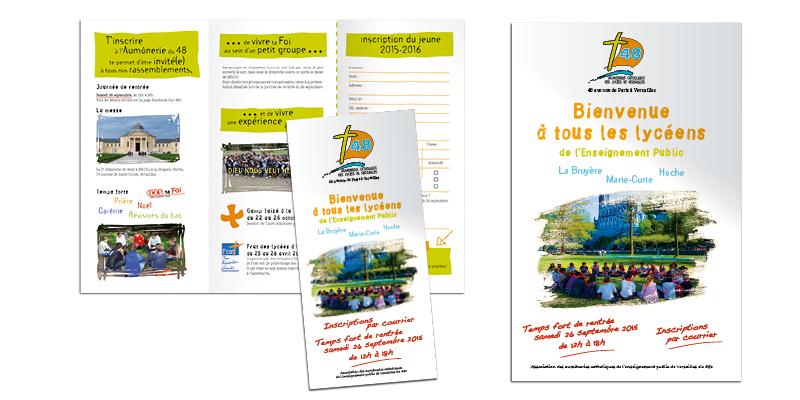 Edition Aumoneries du 48(agrandir l'image)