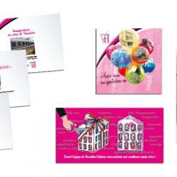 Versailles Habitat vœux invitations