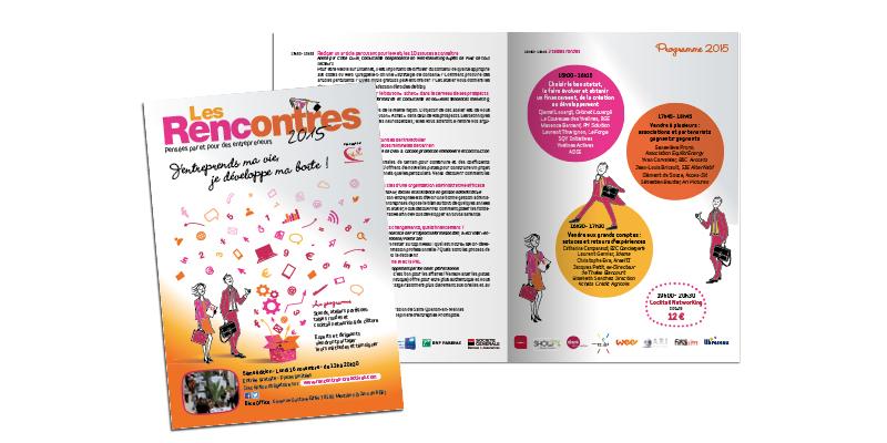 Edition CréActives Rencontres(agrandir l'image)