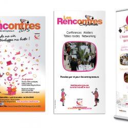 Edition CréActives affiches