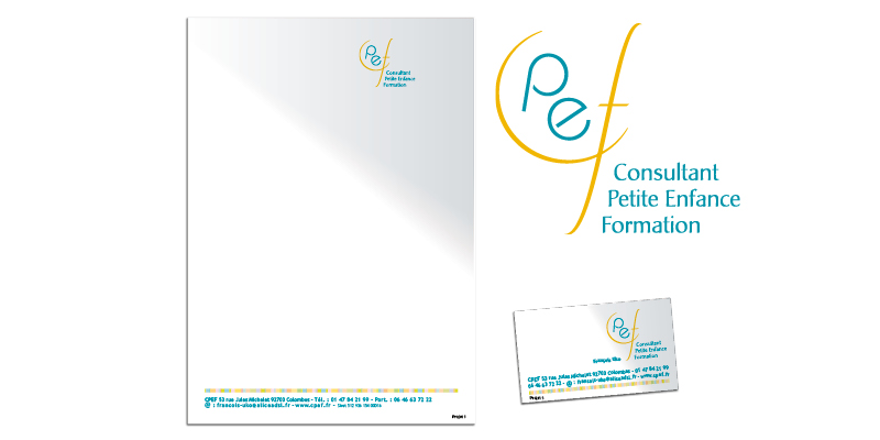 Identité visuelle CPEF(agrandir l'image)