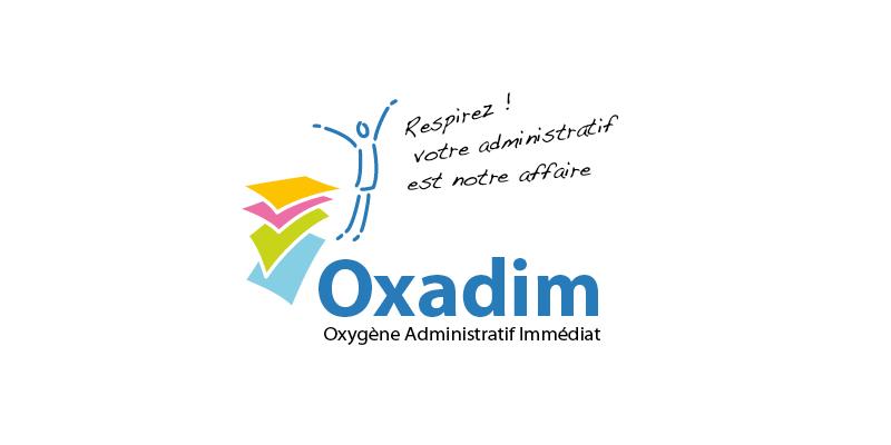 Identité visuelle Oxadim(agrandir l'image)