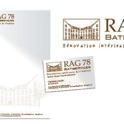 Identité visuelle RAG78