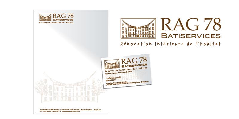 Identité visuelle RAG78(agrandir l'image)