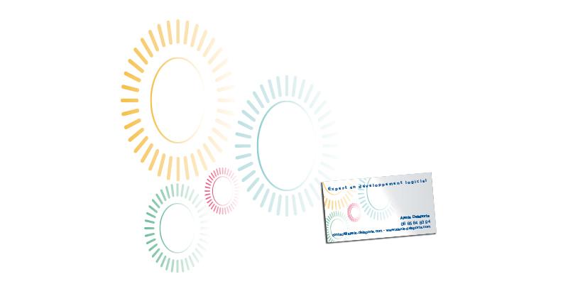 Identité visuelle Alexis Delaporte(agrandir l'image)