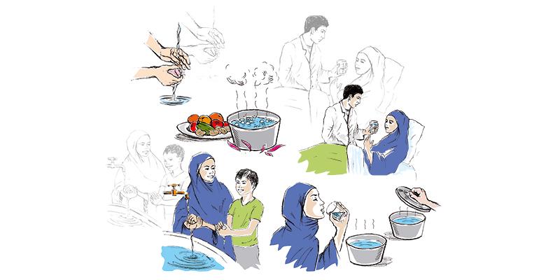 Illustrations MSF(agrandir l'image)