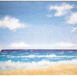 Peinture - L'océan