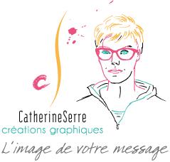 Catherine Serre - Créations graphiques - L'image de votre message